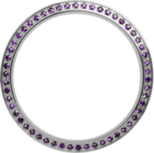 Christina Charms AK-TCS32-purple