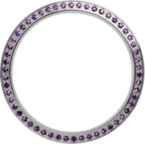 Christina Charms AK-TCS32-purple