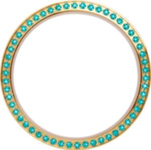 Christina Charms AK-TCG32-turquoise