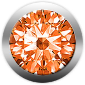 Christina Charms AK-603-orange