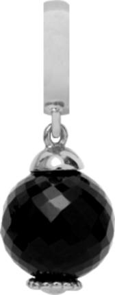Christina Charms hangers - black Onyx passion 610-S10Black