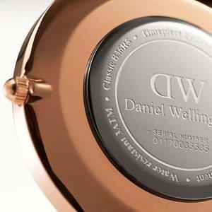 Часы Daniel Wellington DW00100035 St Mawes 36