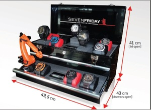 Sevenfriday Tool Box Display SF0001