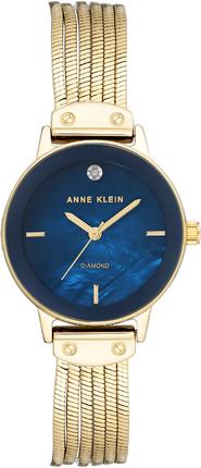 Часы Anne Klein AK/3220NMGB