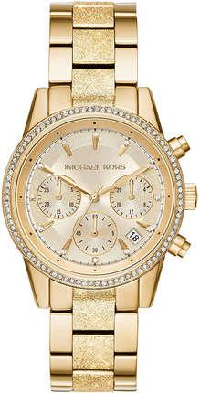 Часы MICHAEL KORS MK6597 750364_20190214_1100_1100_watch_chronograph_woman_michael_kors_ritz_mk6597_282535.jpg — ДЕКА