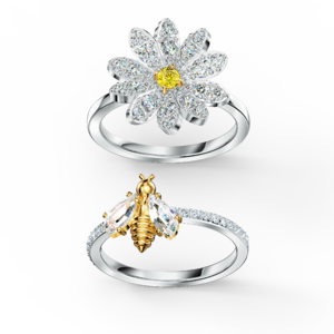 Кільце Swarovski ETERNAL FLOWER 5512661 55