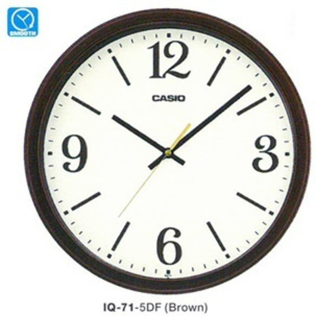 Настенные часы Casio IQ-71-5D