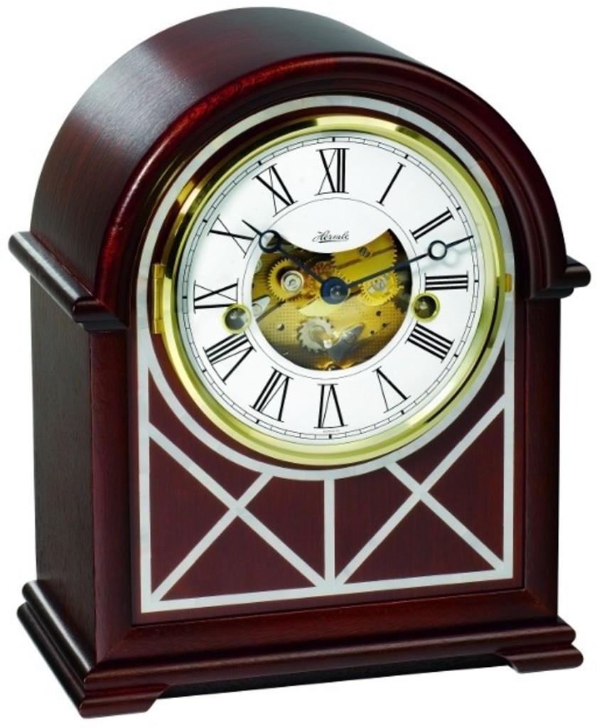 Настольные/каминные часы Hermle 23000-070340