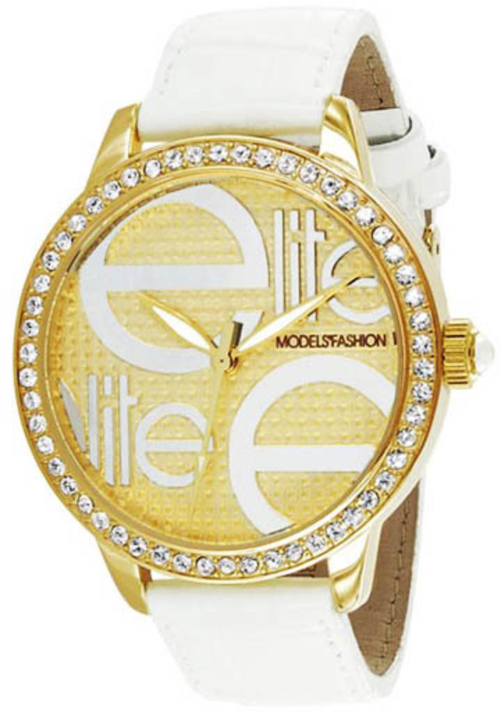 Женские часы Elite E52452G 104