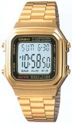 Годинник CASIO A178WGA-1ADF - ДЕКА