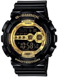 Часы CASIO GD-100GB-1ER - Дека