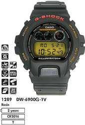 Годинник CASIO DW-6900G-1V DW-6900G-1V.jpg — ДЕКА