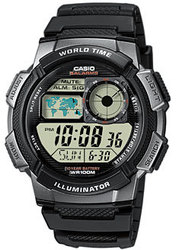 Часы CASIO AE-1000W-1BVEF - Дека