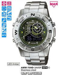 Часы CASIO AMW-709D-3AVDF - Дека