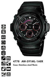 Часы CASIO AW-591ML-1AER - Дека