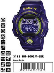 Годинник CASIO BG-1005M-6ER - Дека