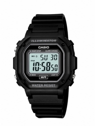 Часы CASIO F-108WH-1AES - Дека