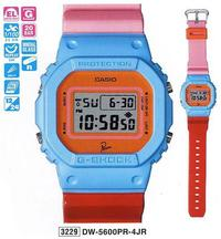 Часы CASIO DW-5600PR-4ER - Дека