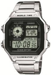 Годинник CASIO AE-1200WHD-1AVEF - Дека