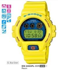 Часы CASIO DW-6900PL-9ER - Дека