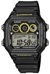 Часы CASIO AE-1300WH-1AVEF - Дека