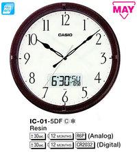Часы CASIO IC-01-5DF - ДЕКА