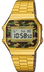 Часы CASIO A168WEGC-3EF - Дека