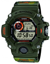 Часы CASIO GW-9400CMJ-3ER - Дека