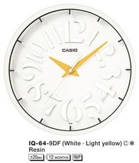 Часы CASIO IQ-64-9DF - Дека