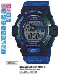 Часы CASIO GLS-8900AR-2ER - Дека