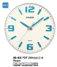 Часы CASIO IQ-63-7DF - ДЕКА