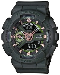 Часы CASIO GMA-S110CM-3AER - Дека