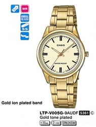 Часы CASIO LTP-V005G-9AUDF - Дека