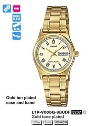 Часы CASIO LTP-V006G-9BUDF - ДЕКА