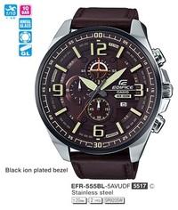 Часы CASIO EFR-555BL-5AVUEF - Дека