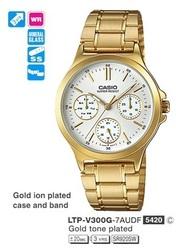 Часы CASIO LTP-V300G-7AUDF - Дека