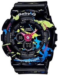 Часы CASIO BA-120SPL-1AER - Дека