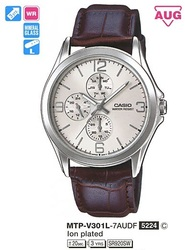 Часы CASIO MTP-V301L-7AUDF - Дека