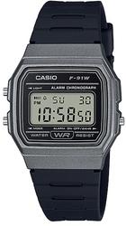 Часы CASIO F-91WM-1BDF - Дека