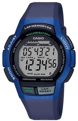 Часы CASIO WS-1000H-2AVEF - Дека