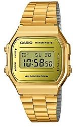 Часы CASIO A168WEGM-9EF - Дека