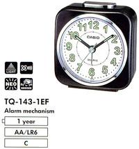 Часы CASIO TQ-143-1EF - Дека
