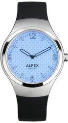 Часы ALFEX 5781/2239 + синий ремешок - Дека