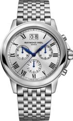 Часы RAYMOND WEIL 4476-ST-00650 - Дека