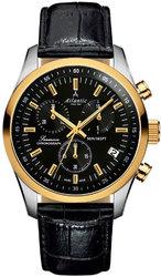 Часы ATLANTIC 65451.43.61 - Дека