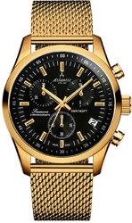 Часы ATLANTIC 65456.45.61 - Дека