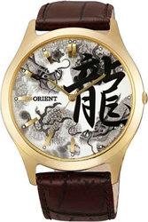 Часы ORIENT FQB2U001W - Дека