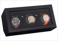 Коробка для завода часов Beco 309290 (черная) - Дека