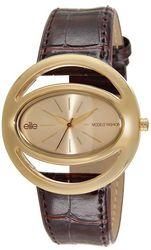 Часы ELITE E53222G 102 - Дека