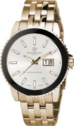 Часы CHRISTINA 519GS-Gblack - Дека